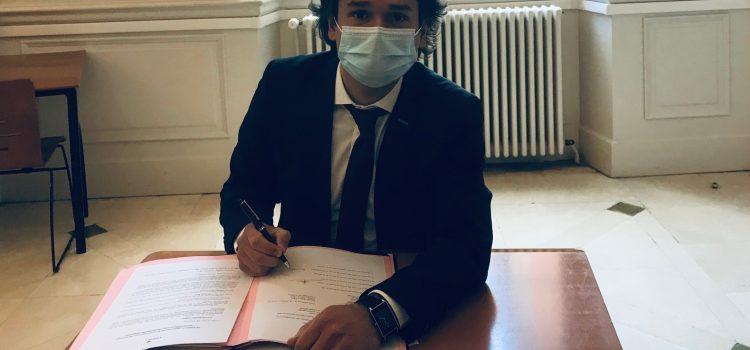 Signature Convention relative à la Communication Electronique devant la Cour d'Appel de Toulouse